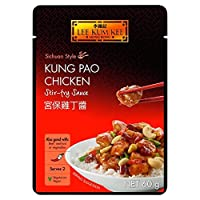 Lee Kum Kee Sauce For Kung Pao Chicken 60G x 6 pack