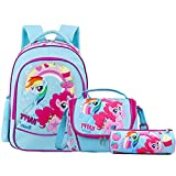 SEDEX School Backpacks for Girls Kids Toddler Unicorn School Bags Travel Waterproof Backpack