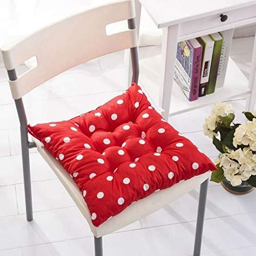 RAQ Polka dot zitkussen bureaustoel winterstoel stoel mat voor kussens sofa zitkussen vloerkussen United States H