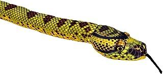 Wild Republic- Serpiente Anaconda, Snakesss Peluche, 137 cm, Multicolor (1) , color/modelo surtido