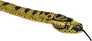 "Wild Republic Anaconda Snake Plush, Stuffed Animal, Plush Toy, Pet Snake, Water Boa, 54"""
