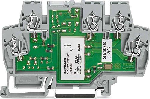 WAGO Kontakttechnik Relaisklemme 859-358 230VAC,1W,250VAC,5A Schaltrelais 4045454304959
