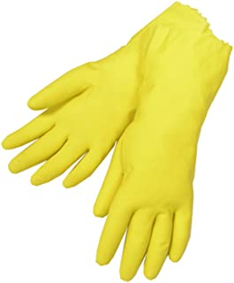 Best flock lined household gloves Reviews