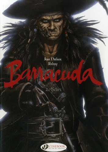 Barracuda - tome 2 Scars (02)