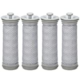 LhhTing 4 Pack Replacement Pre Filter for Tineco A11 Master A11 Hero A10 Master A10 Hero for Tineco Pure ONE S12 Cordless Vacuum Cleaner