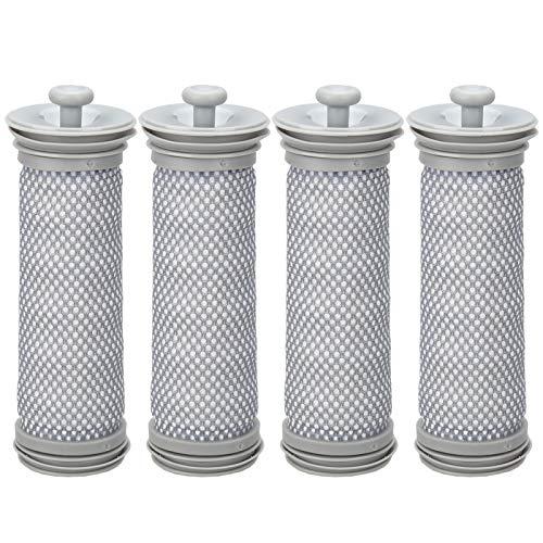 Paquete de 4 filtros de repuesto para Tineco A11 Master A11 Hero A10 Master A10 Hero para aspiradora inalámbrica Tineco Pure ONE S11