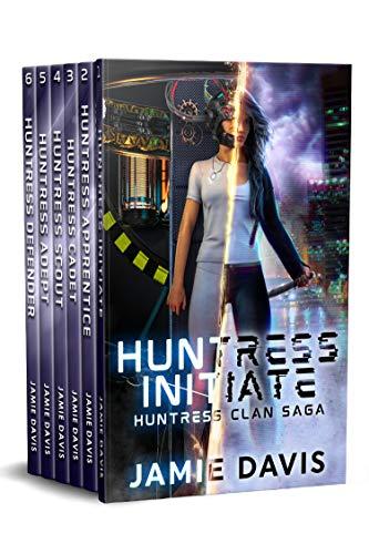 Huntress Clan Saga Complete Series Boxed Set: Books 1-6 by [Jamie  Davis, Michael Anderle]
