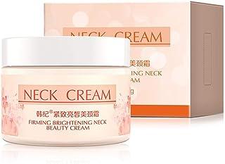 Plant Essence Moisturizer Neck Brighten Cream Anti Ageing Wrinkles Remove Neck Fine Lines Whitening Tightening Firming for Neck Skin Care