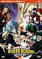 My Hero Academia St.3 (Box 4 Dv) (Eps 39-63) (Ltd Edition)