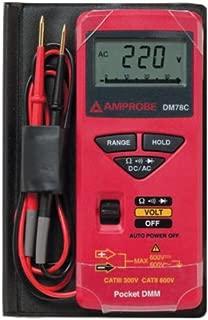 Amprobe DM78C Credit Card Size Digital Multimeter