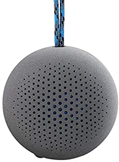 BoomPods Rokpod Bluetooth Outdoor Portable Speaker - Grey - ROKDGR