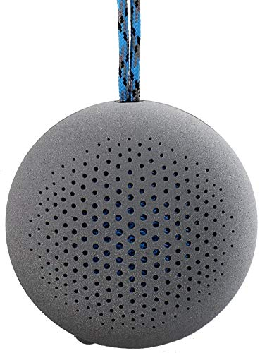 BOOMPODS ROKPOD Portable Bluetooth Speakers - Waterproof & Wireless Speaker With Shower Hook, Works with...