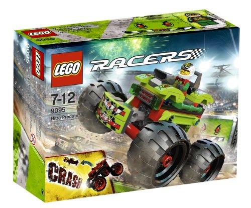 LEGO Racers 9095 - Depredador Nitro