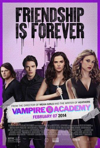 Vampire Academy mini movie poster 11 inches x 17 inches Mini Poster
