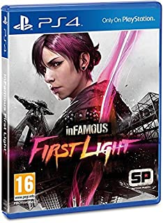 inFamous First Light PS4 Game
