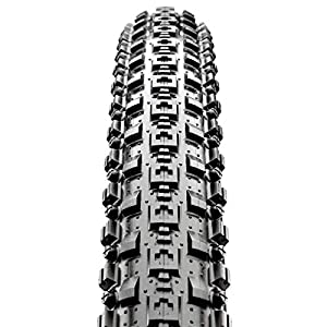 Maxxis TB69613100 CrossMark F60Dc EXO/TR Tire, 26 x 2.10