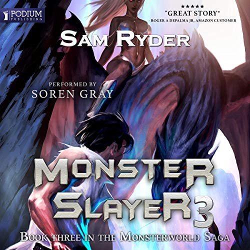 Seeker: Monster Slayer cover art
