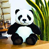letaowl Juguete de Peluche 21cm Juguete Realista Felpa asiática Panda Oso como el Juguete...