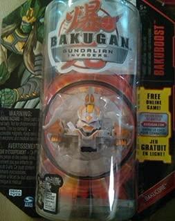 Bakugan Gundalian Invaders Bakuboost Grey Haos Strikeflier 770g [New In package]