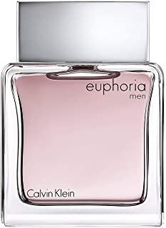 Calvin Klein Euphoria Men - Agua de tocador vaporizador para hombre 50 ml