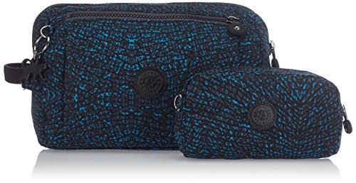 Kipling K17149F85 Beauty Case, 24 cm, Nylon, Multicolore