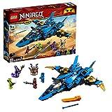 LEGO® NINJAGO® Le supersonic de Jay Jeu de construction, 9 Ans et Plus, 490 Pièces 70668