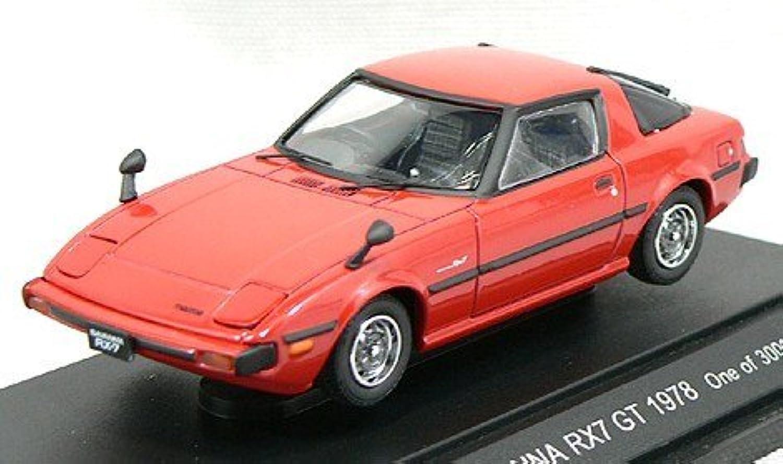 Mazda Savanna RX7 GT `82 rot 1 43 Scale Diecast Model