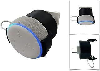 Suporte Splin para Echo Dot modelo all-in-one de Tomada (preto)