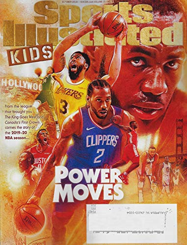 Sports Illustrated KIDS Magazine (October, 2019)