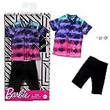 Mattel Batik Style   Ken Trend Fashion   Barbie GHX52   Ropa para muñecas