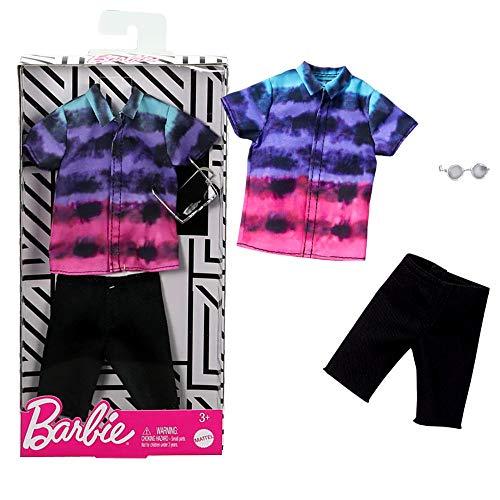 Mattel Batik Style | Ken Trend Mode | Barbie GHX52 | Puppen-Kleidung