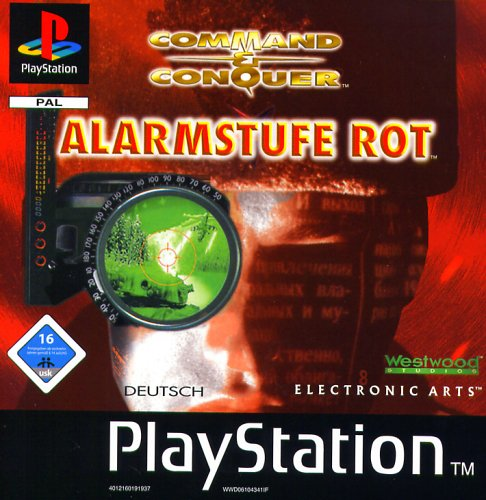 Command & Conquer 2 - Alarmstufe Rot