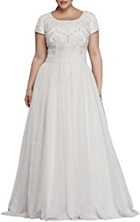 Amazon Com David S Bridal Wedding Dresses Dresses Clothing Shoes Jewelry