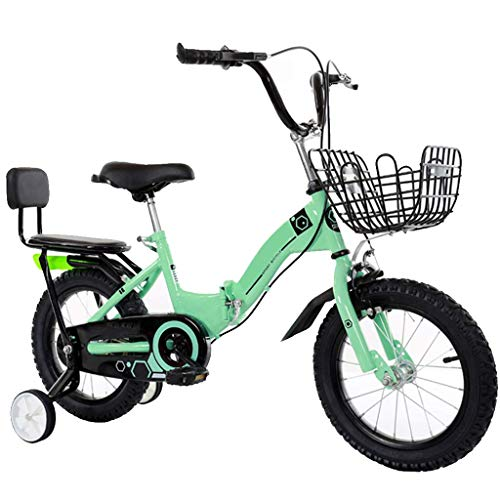 LHAHGLY Falten Sie Kinderrad, für 3-12 Jahre alt Jungenmädchen / 12-20