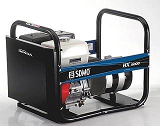 Generador eléctrico SDMO INTENS HX 6000 Honda Motor 6,0 kW