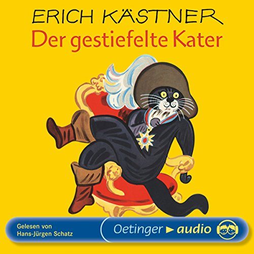 Der gestiefelte Kater audiobook cover art
