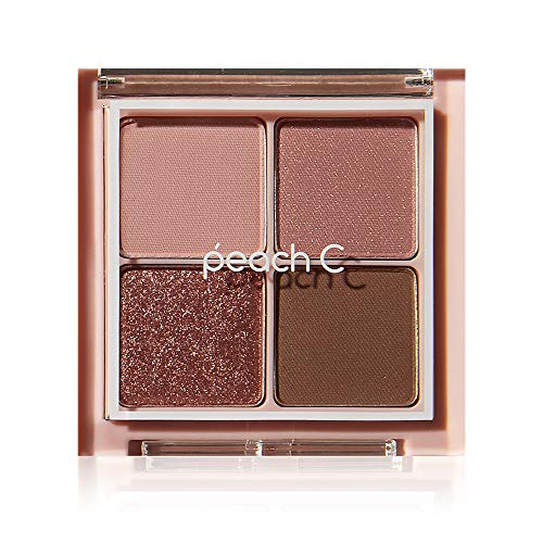 Peach C Eyeshadow Palette - Premium…