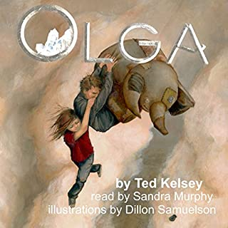 Olga audiobook cover art