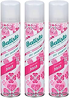 Batiste Dry Shampoo 6.73 oz. Blush (3-Pack)