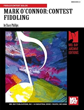 Mel Bay Contest Fiddling 1562221442 Book Cover