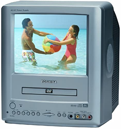 Lowest Prices! Toshiba MD9DL1 9-Inch AC/DC TV-DVD Combo