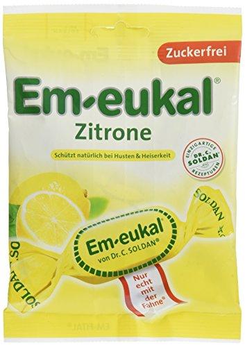 Em-eukal Hustenbonbons, 5er Pack (5 x 75 g)