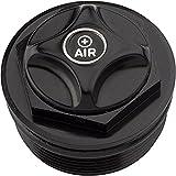 Rock Shox Air Reba/Sid/Revelation/Rs1/Bluto/Argyle RCT Black 32 mm Aluminium Upper Tubes Bottomless Token Compatible - Suspensión para Bicicletas, Color Negro