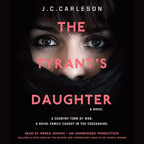 Couverture de The Tyrant's Daughter