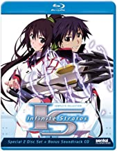 infinite stratos complete collection blu ray
