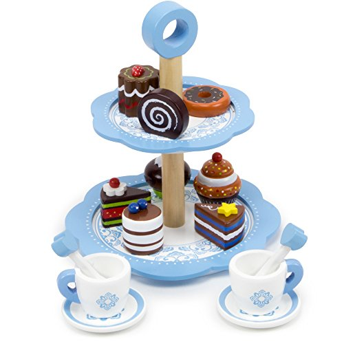 Product Image of the Tea Time Pastry Tower