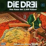 DiE DR3i / Neues aus Rocky Beach – Folge 5 – Das Haus der 1.000 Rätsel