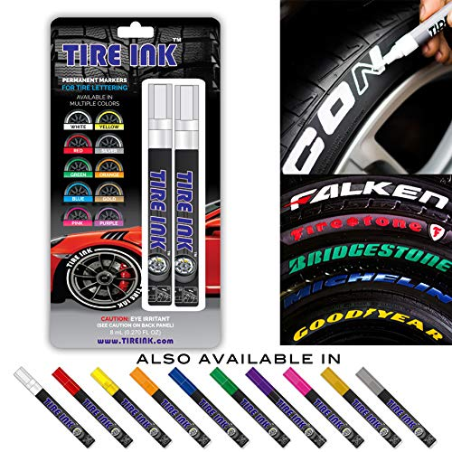 Tire Ink | Paint Pen for Car Tir...