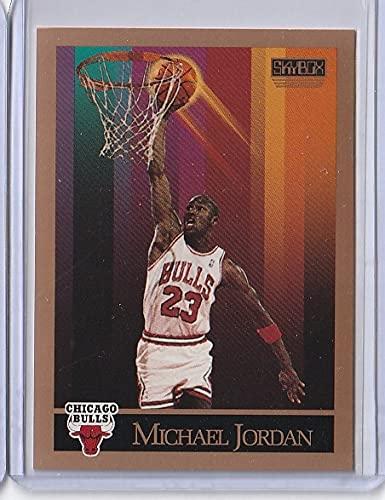1990-91 SkyBox #41 Michael Jordan