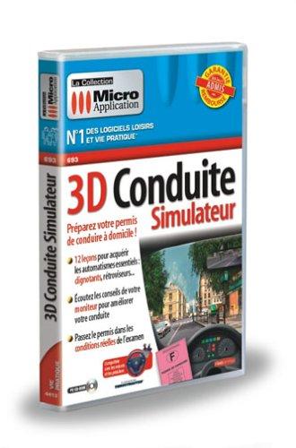 3D Conduite Simulateur